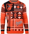 Baltimore Orioles Patches MLB Ugly Sweater by Klew