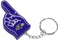 Baltimore Ravens #1 Foam Finger Keychain