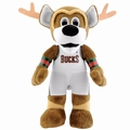 "Bango (Milwaukee Bucks) 10"" Mascot Plush NBA Bleacher Creatures"