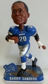 Barry Sanders (Detroit Lions) 2014 NFL Bobble Head