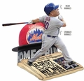Bartolo Colon (New York Mets) Commemorative Home Run Apple/Newspaper Base MLB Bobble Head