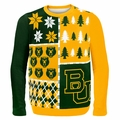 Baylor Ugly College Sweater BusyBlock