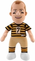 "Ben Roethlisberger Alternate Uniform (Striped) (Pittsburgh Steelers) 10"" Player Plush Bleacher Creatures"