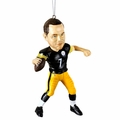 Ben Roethlisberger (Pittsburgh Steelers) Forever Collectibles NFL Player Ornament