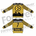 Ben Roethlisberger (Pittsburgh Steelers) NFL Ugly Player Sweater
