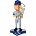 Ben Zobrist (Kansas City Royals) 2015 World Series Champions Bobble Head