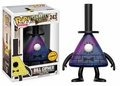 Bill Cipher CHASE (Disney's Gravity Falls) Funko Pop!