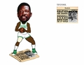 Bill Russell (Boston Celtics) 11X Champ Newspaper Base NBA Legends Bobble Head