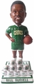 Bill Russell (Boston Celtics) 11X Champ Rings/Warm-Up NBA Legends Bobble Head Exclusive #/500 Forever