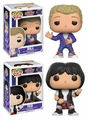 Bill & Ted's Excellent Adventure  Funko Pop! Complete Set (2)