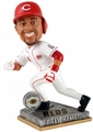 Billy Hamilton (Cincinnati Reds) 2015 Springy Logo Action Bobble Head Forever Collectibles
