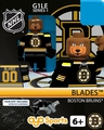 Blades Mascot (Boston Bruins):Gen1 NHL OYO Minifigure