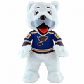 "Blues Mascot (St. Louis Blues) 10"" NHL Plush Bleacher Creatures"