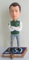 Bob Cousy (Boston Celtics) NBA 50 Greatest Players Bobble Head Forever