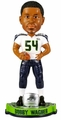 Bobby Wagner (Seattle Seahawks) Super Bowl XLVIII Champ NFL Bobble Head Forever