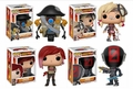 Borderlands Complete Set (4) Funko Pop!