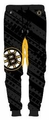Boston Bruins NHL Polyester Mens Jogger Pant by Klew