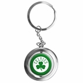 Boston Celtics NBA Spinner Keychain