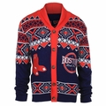 Boston Red Sox MLB Ugly Cardigan