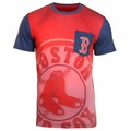 Boston Red Sox MLB Cotton/Poly Pocket Tee