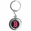 Boston Red Sox MLB Spinner Keychain