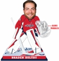 Braden Holtby (Washington Capitals) 2016 NHL Goalie Bobblehead Forever Collectibles
