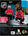 Brandon Bollig (Chicago Blackhawks): Gen1 NHL OYO Minifigure