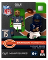Brandon Marshall (Chicago Bears) NFL OYO Sportstoys Minifigures