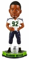 Brandon MeBane (Seattle Seahawks) Super Bowl XLVIII Champ NFL Bobble Head Forever