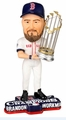 Brandon Workman (Boston Red Sox) 2013 World Series Champ Trophy Bobble Head Forever