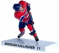 "Brendan Gallagher (Montreal Canadiens) 2015 NHL 6"" Figure Imports Dragon Wave 1"