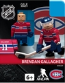 Brendan Gallagher (Montreal Canadiens) NHL OYO Minifigure