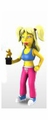"Britney Spears (The Simpsons 25th Anniversary) 5"" Action Figure Series 2 NECA"