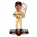 Bruce Bochy (San Francisco Giants) 2014 World Series Champs Trophy Bobble Head Forever