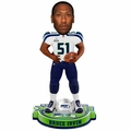 Bruce Irvin (Seattle Seahawks) Super Bowl XLVIII Champ NFL Bobble Head Forever