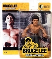 "Bruce Lee 6"" Fanatiks Enter the Dragon Series 3 Round 5 Action Figure"