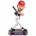 Bryce Harper (Washington Nationals) 2017 MLB Headline Bobble Head by Forever Collectibles