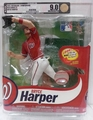 Bryce Harper (Washington Nationals) MLB Series 31 McFarlane AFA GRADED U9.0