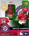 Bryce Harper (Washington Nationals) OYO Sportstoys Minifigures G3LE