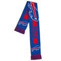 Buffalo BIlls 2016 NFL Big Logo Scarf By Forever Collectibles