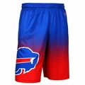Buffalo Bills NFL 2016 Gradient Polyester Shorts By Forever Collectibles