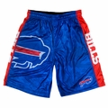 Buffalo Bills NFL Big Logo Polyester Short