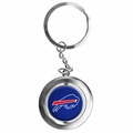 Buffalo Bills NFL Spinner Keychain
