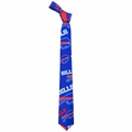 Buffalo Bills NFL Ugly Tie Repeat Logo by Forever Collectibles