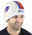 Buffalo Bills Plush Cozy Helmet Hat by Forever Collectibles
