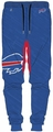 Buffalo Bills NFL Polyester Mens Jogger Pant by Forever Collectibles