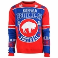 Buffalo Bills Retro Cotton Sweater by Klew