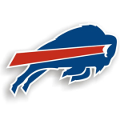 Buffalo Bills Vintage NFL Wooden Sign