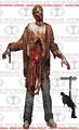 Bungie Guts Zombie The Walking Dead (TV) Series 6 McFarlane