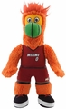 "Burnie (Miami Heat) Mascot 10"" Player Plush NBA Bleacher Creatures"